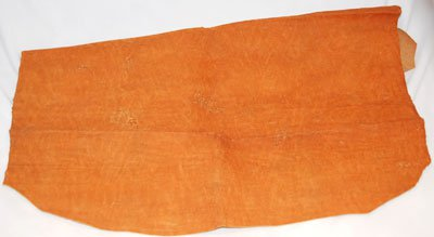 Bark cloth from Uganda