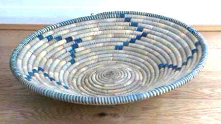 Fruit basket from Ruhanga Uganda